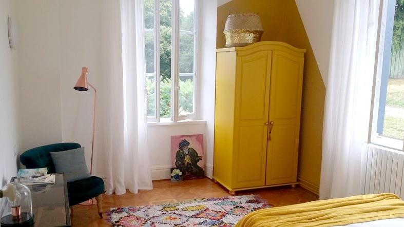 décoration d'intérieur - chambre