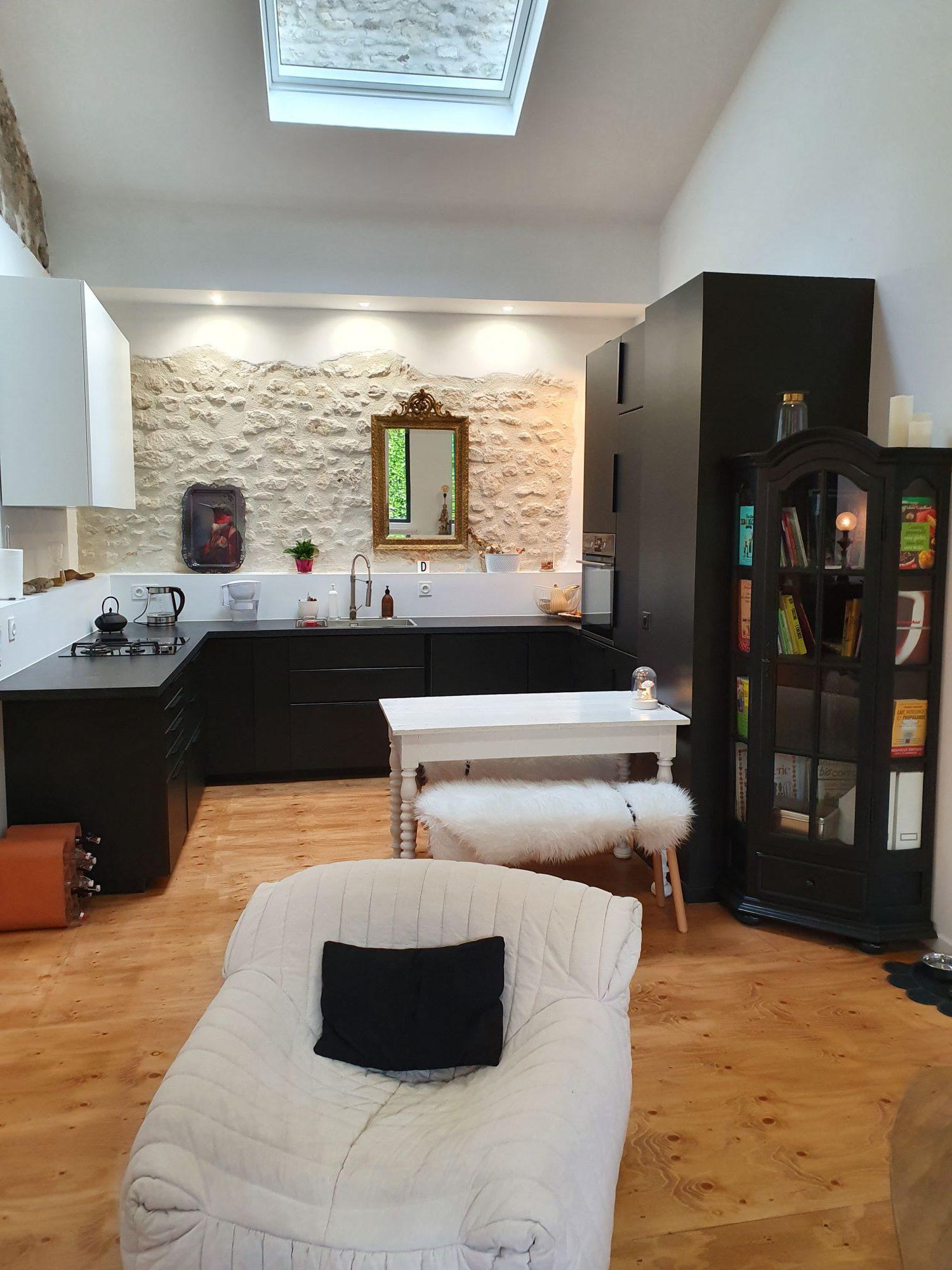 rénovation maison atypique haut de gamme luxe