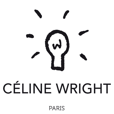 Logo Céline Wright
