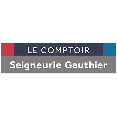 Logo le Comptoir Seigneurie Gauthier